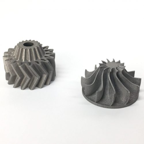 3d metal printing turbo parts