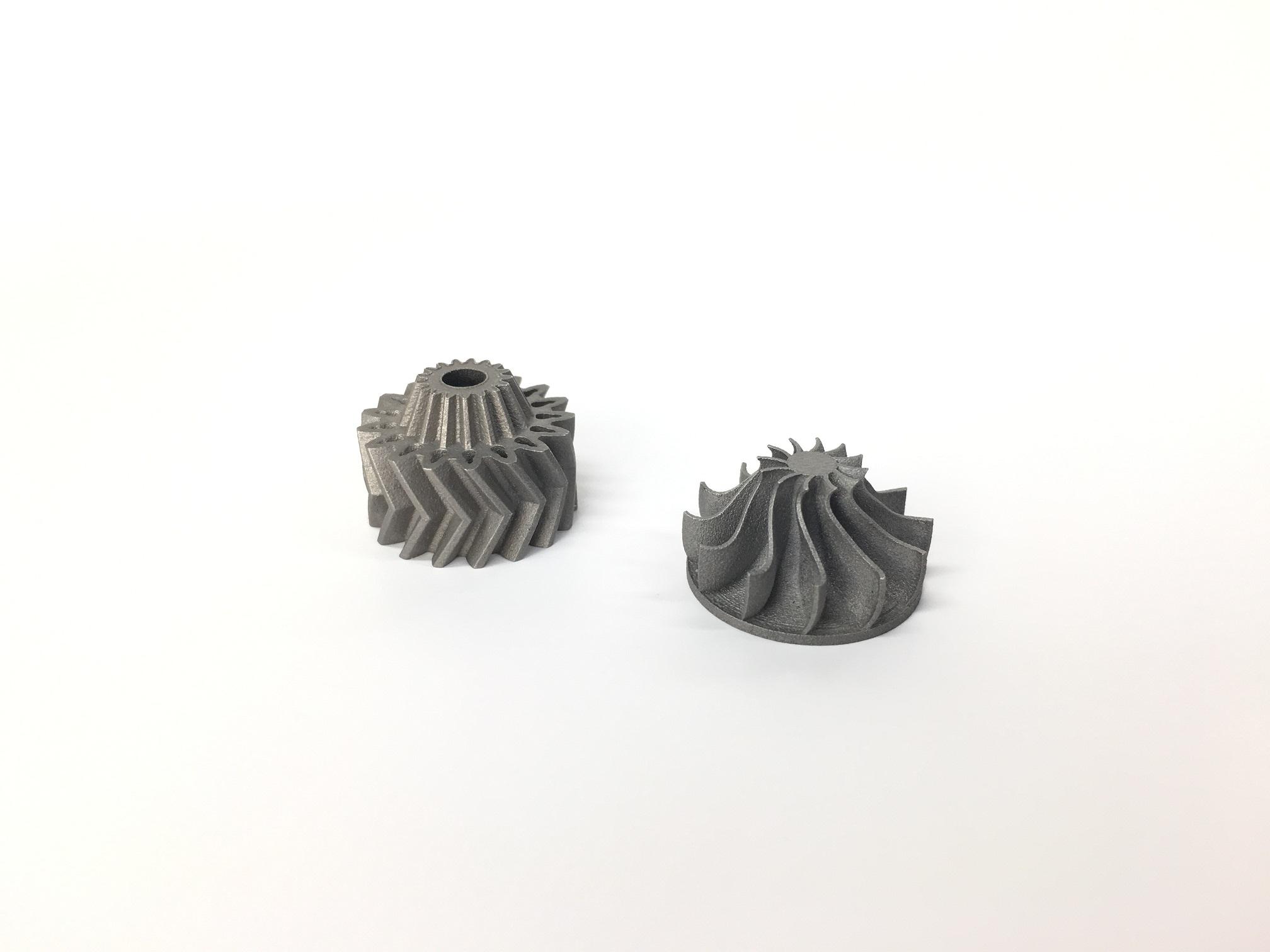 3d metal printing turbo parts