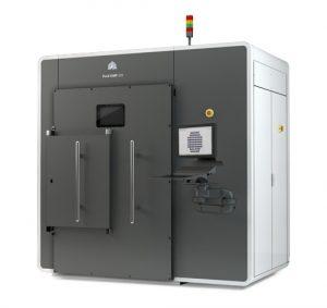 3d-metal printing system