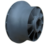 3d metal printed turbine