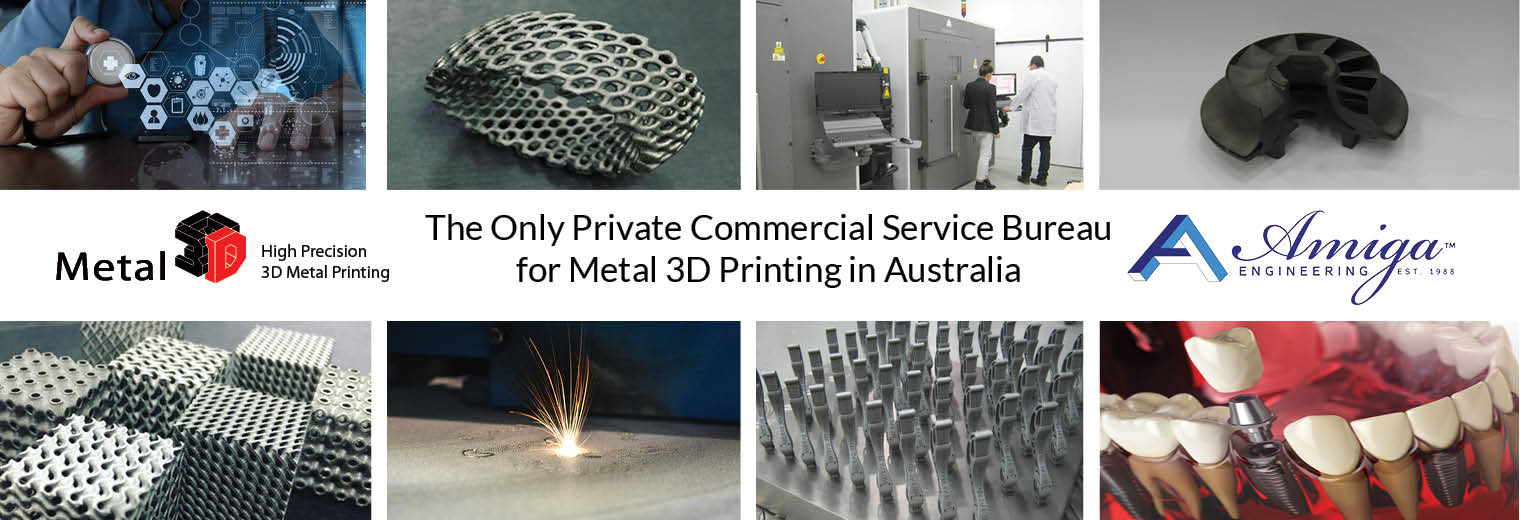 3D Metal Printing Melbourne – 3D Metal Additive Manufacturing facility