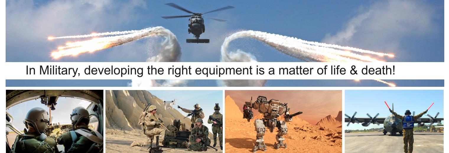 Metal 3D Printing Defence