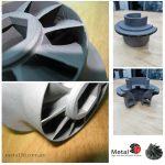 Turbine Metal 3D Printing