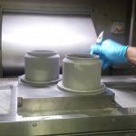 Metal 3d Printing food machinery