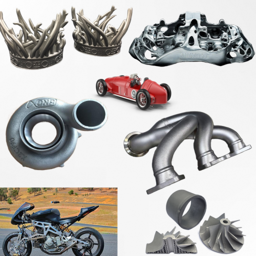 automotive metal 3d